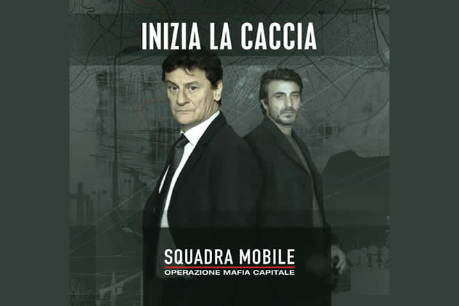 Replica Squadra Mobile 2 prima puntata: Streaming Video Mediaset