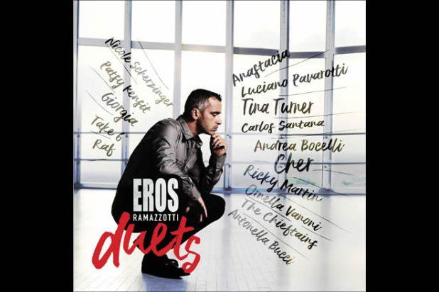 Eros Ramazzotti - Eros Duets