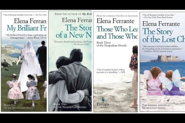 The Neapolitan Novels - I romanzi di Elena Ferrante negli Stati Uniti d'America