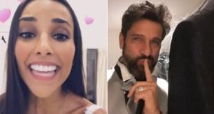 Il matrimonio di Juliana Moreira ed Edoardo Stoppa.