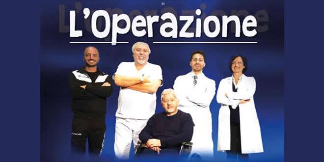 Catania, Mattioli e Vaporidis in L'Operazione