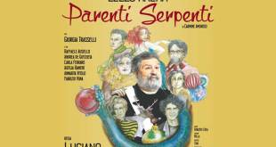 Parenti Serpenti con Lello Arena