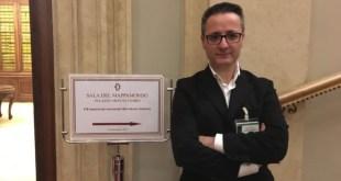 Luca Martera. Foto inviata dall'intervistato.