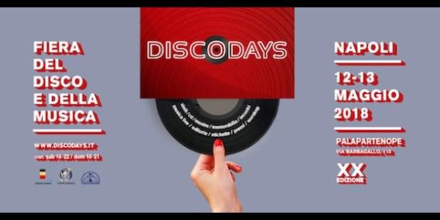 DiscoDays il prossimo maggio compirà ben vent'anni e per questo importante evento festeggerà pubblicando la sua prima Compilation, ovviamente in Vinile.