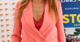 Veronica Maya per Tennis e Friends 2018 a Napoli