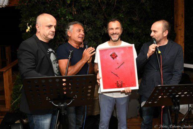 Pippo Pelo, Francesco Paolantoni, Massimiliano e Gianfranco Gallo