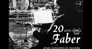 Vent'anni senza Faber