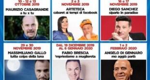 Teatro Troisi 2019-20