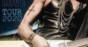 Lenny Kravitz - Here To Love 2020