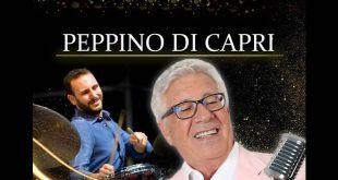 Elio Coppola porta Peppino Di Capri al Summarte