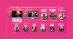 Musica contro le mafie, vincitori 2019