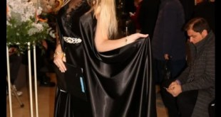 Edda Cioffi, conduttrice di Fashion Art di Eva Nasti. Foto di Maurek Poggiante