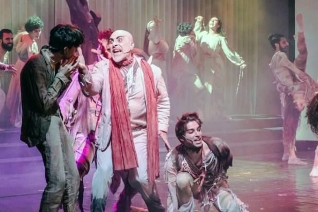 Lello Giulivo in una scena di Actor Day