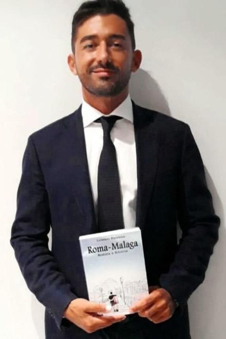 Lorenzo Patruno. Foto da Ufficio Stampa
