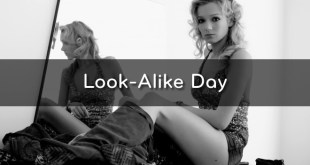 Look-Alike Day