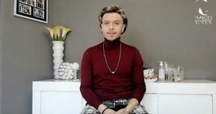 Marco Sentieri nel suo video social contro il CoronaVirus