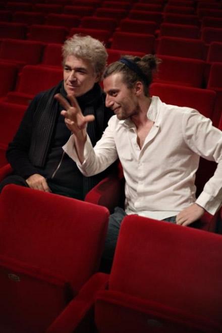 Gioele Dix e Maurizio Lastrico