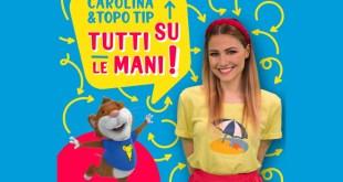 Carolina Benvenga e Topo Tip