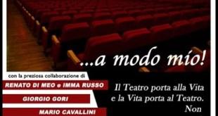 Teatro Bolivar - Riapro ...a modo mio