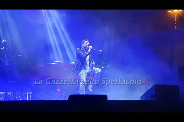 Gigi Finizio live per Vega Festival 2020