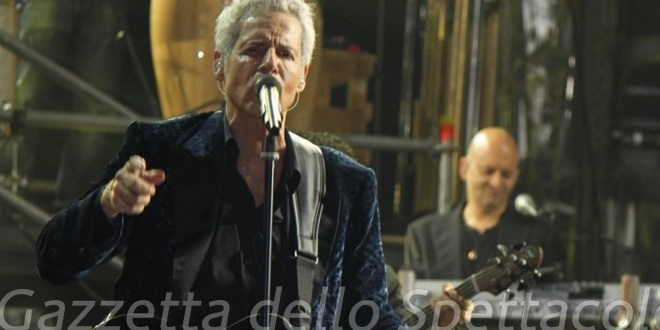Dodici Note Solo: il ritorno live di Claudio Baglioni