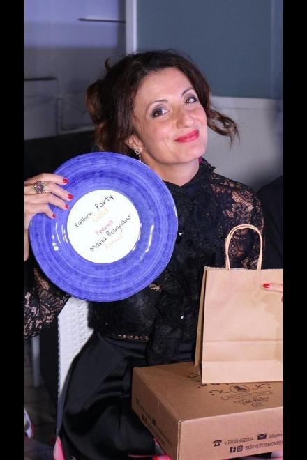 Il premio a Maria Bolignano