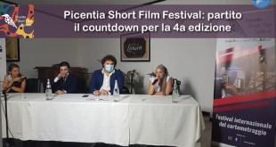 Picentia Short Film Festival 2020 - Cover