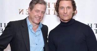Hugh Grent e Matthew McConaughey. Foto dal Web