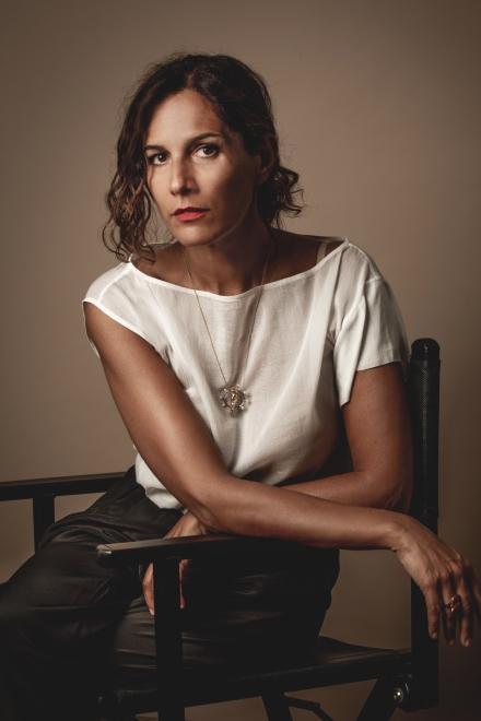 Laura Luchetti per Nudes. Foto di Fabrizio Cestari