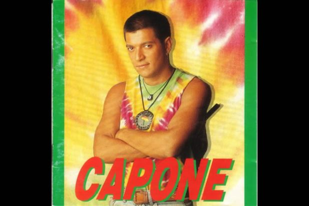 Capone - CD Cover