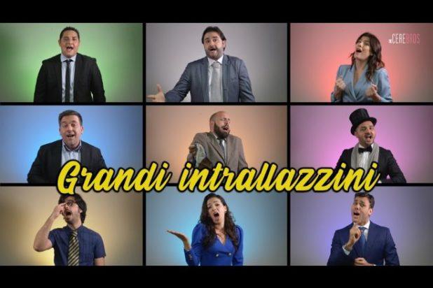 The Cerebros - Grandi intrallazzini