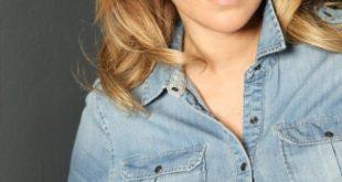 Amanda Sthers. Foto di Sandrine Gomez