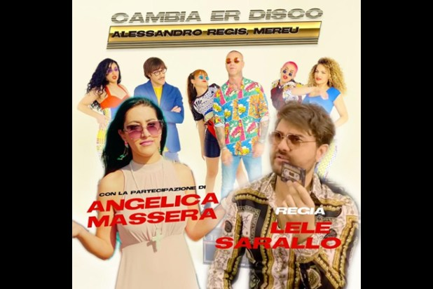 Cambia Er Disco - Alessandro Regis