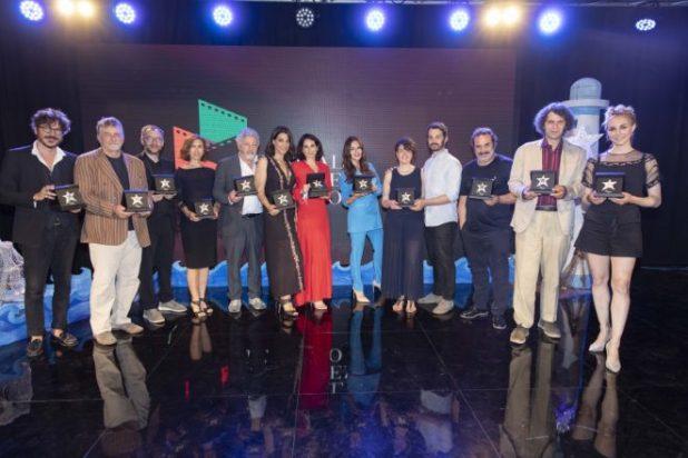 I premiati del Festival del Cinema Italiano 2021