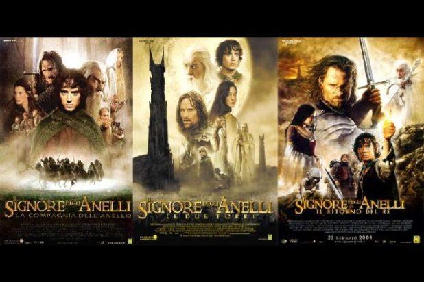 La trilogia de Il Signore degli Anelli