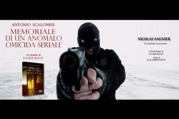 Antonio Scalonesi - Memoriale di un anomalo omicida seriale