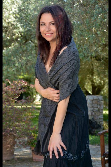 Francesca Alotta. Foto di Carlo Bellincampi