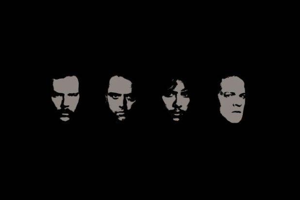 Metallica. Foto da Facebook