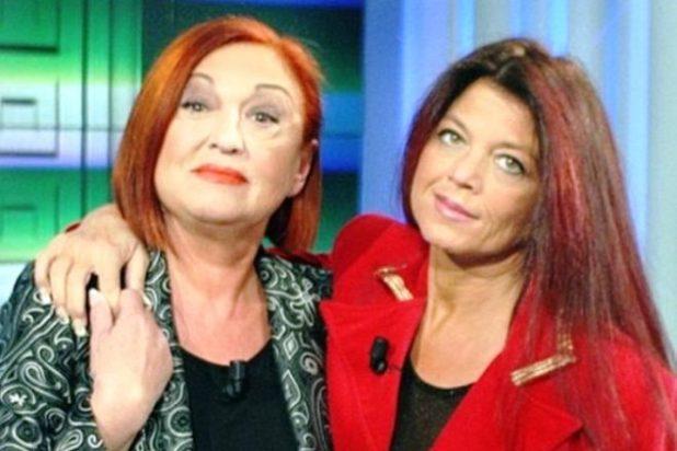 Wanna Marchi e Stefania Nobile. Foto dal Web
