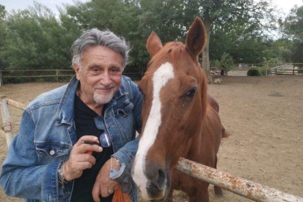 Andrea Roncato e la passione per gli animali