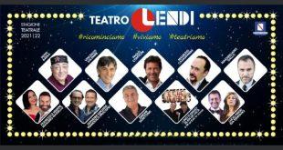 Teatro Lendi stagione teatrale 2021-22