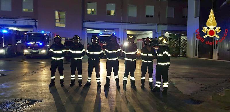 Risultati immagini per vigili del fuoco siracusa