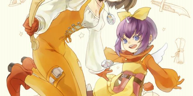 TOP 5 Duos Mythiques Eiko Grenat Final Fantasy IX