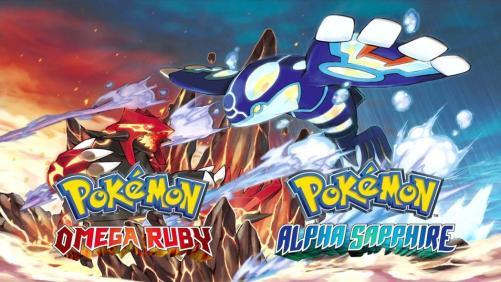 Pokemon Rubis Omega Saphir Alpha TFGA La Geek En Rose