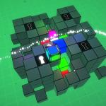 Cubikolor gameplay moving player