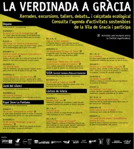 Lee más sobre el artículo <!--:es-->La Verdinada 2015: Mediambiente + Sostenibilidad. Acompáñanos el Sábado 7 Marzo<!--:--><!--:ca-->La Verdinada 2015: Mediambient + Sostenibilitat Acompanya'ns el dissabte 7 Març<!--:--><!--:en-->La Verdinada 2015: Environment + Sustainability, Join us Saturday 7tn March<!--:-->
