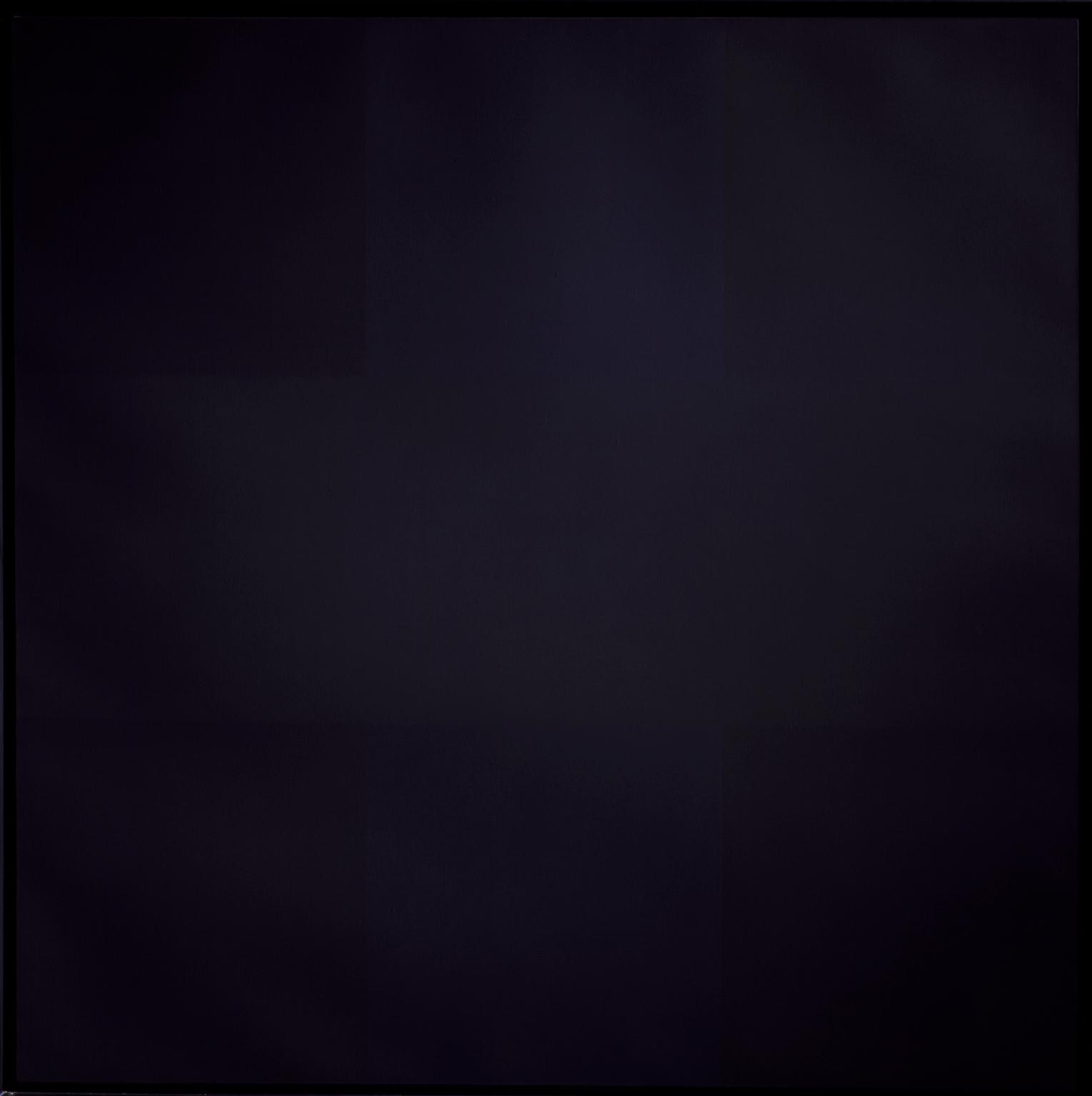 Abstract Painting No. 5 1962 Ad Reinhardt 1913-1967 Presented by Mrs Rita Reinhardt through the American Federation of Arts 1972 http://www.tate.org.uk/art/work/T01582