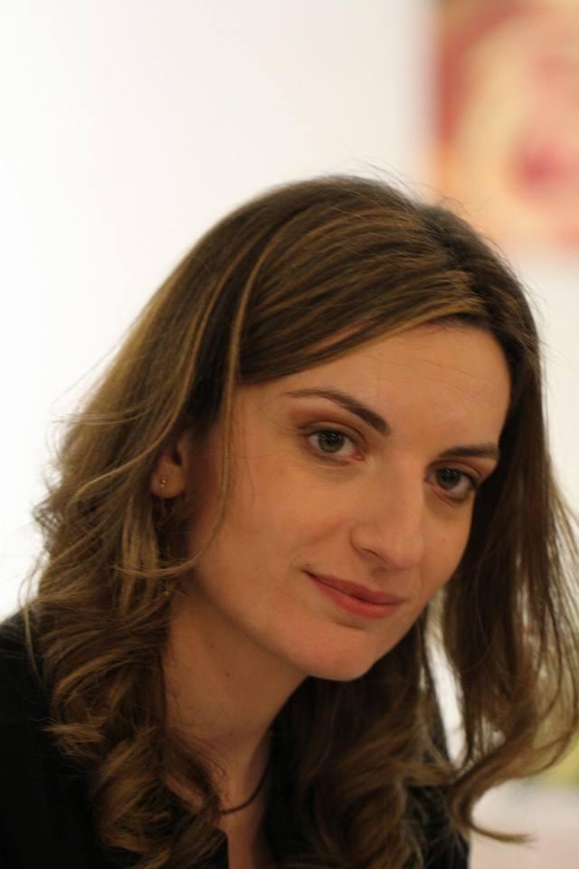 Serena Frattini, collaboratrice de L'Agenda di mamma Bea