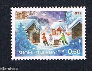 Lettera di Babbo Natale con francobollo Suomi consigliato da L'Agenda di mamma Bea