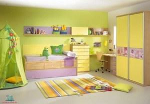 come scegliere il colore per decorare una cameretta di verde secondo L'Agenda di mamma Bea